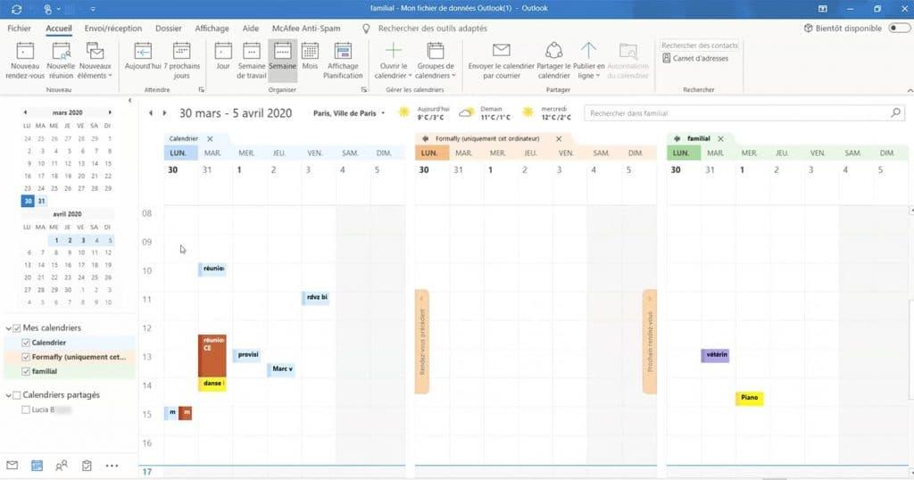 Microsoft 365 Outlook
