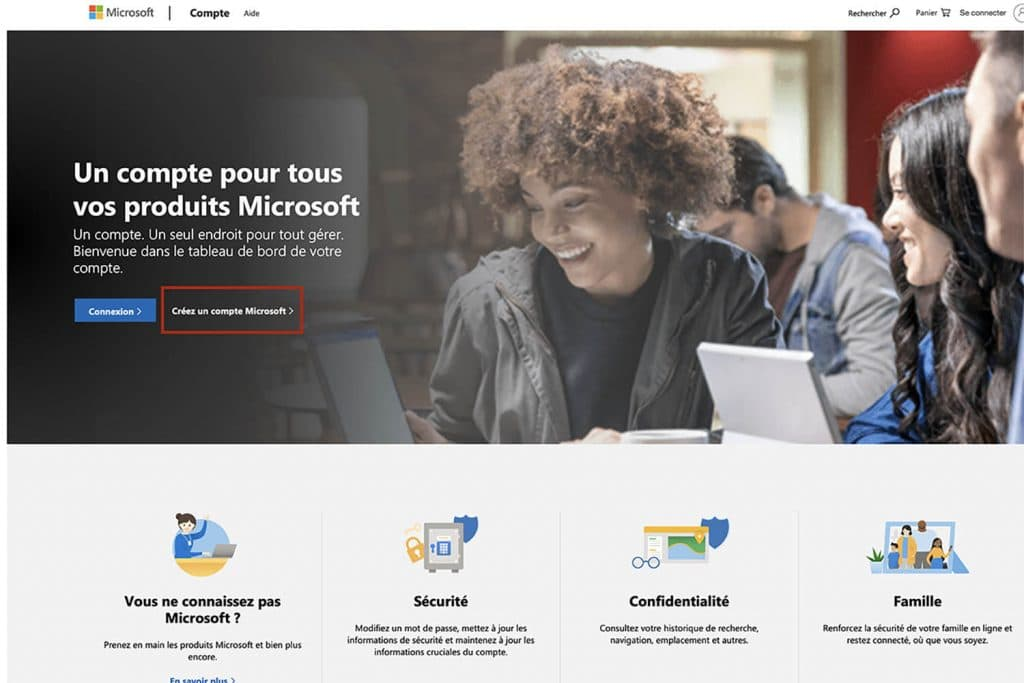 Microsoft 365 gratuit