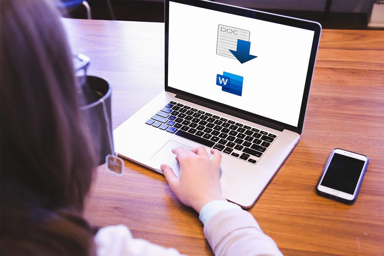 comment télécharger Word - tutoriel vidéo