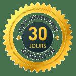Garantie 30 jours Formafly