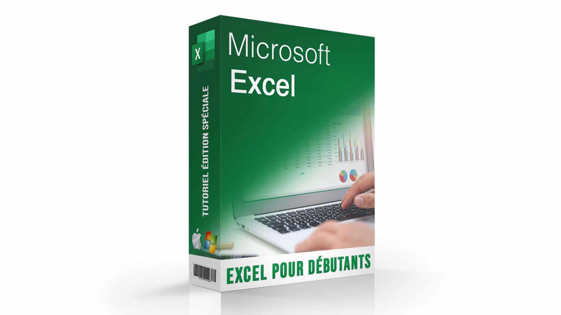 Formation Excel débutant