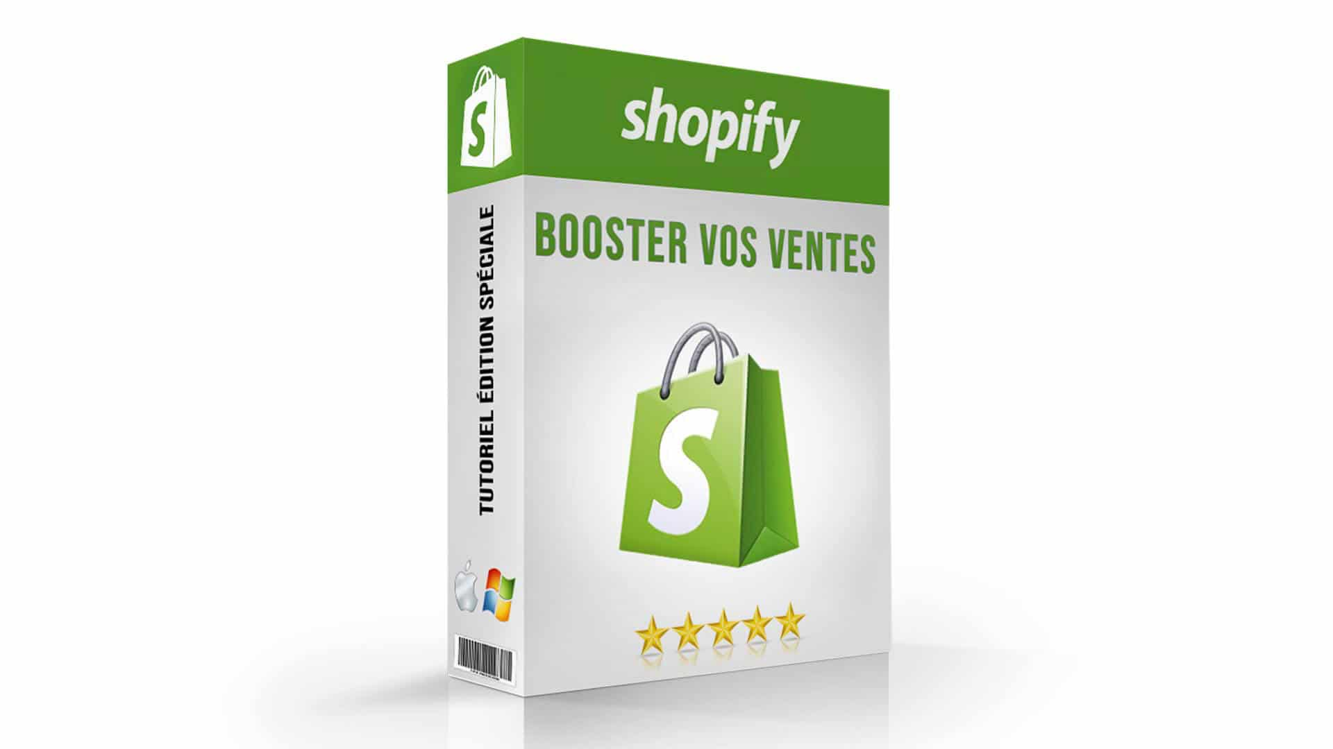 Formation Shopify