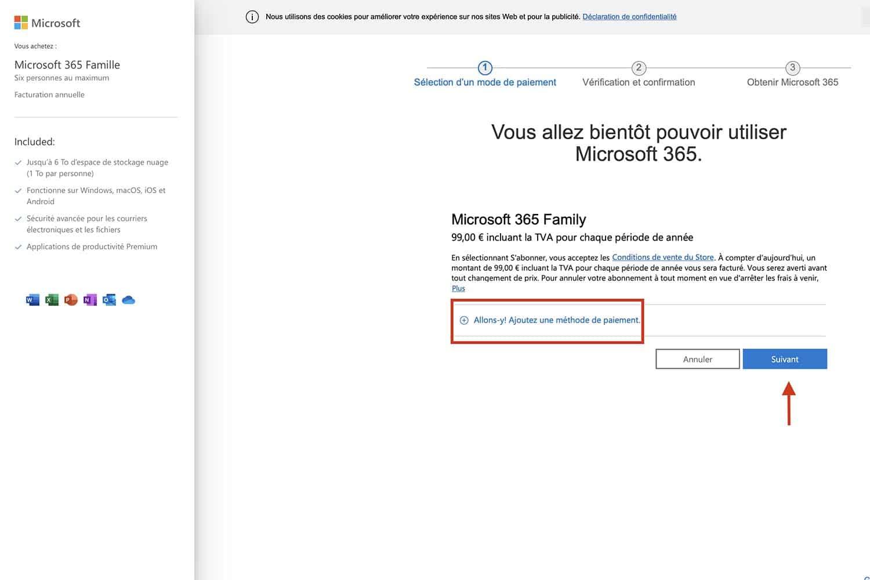 Comment installer Microsoft 365-tutoriel