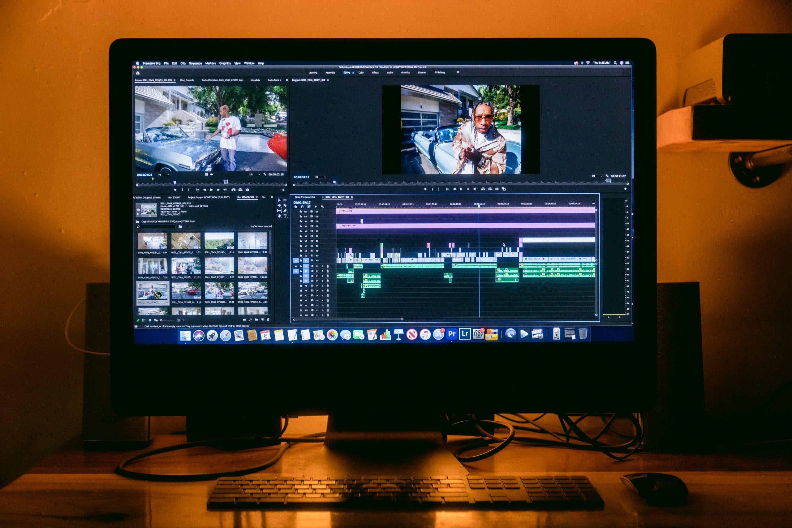 Comment utiliser Adobe Premiere Pro