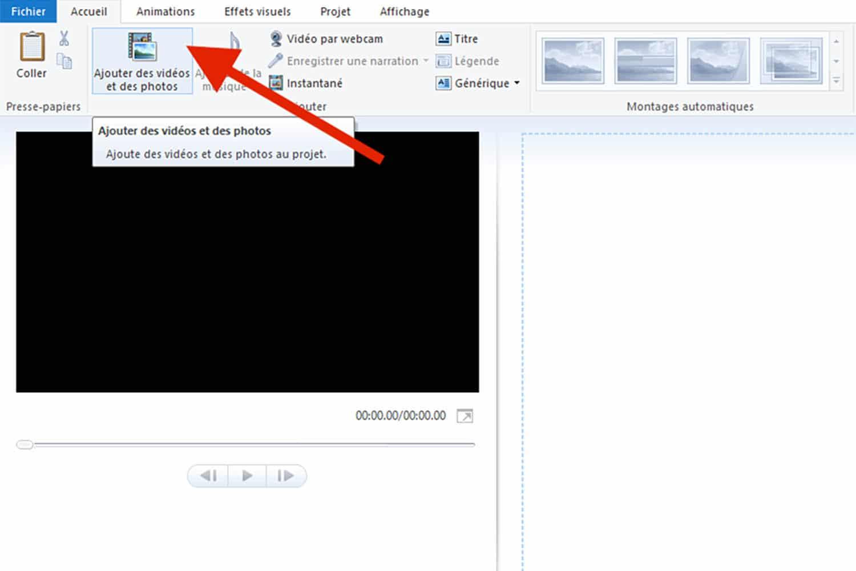 comment utiliser Windows Movie Maker-tutoriel