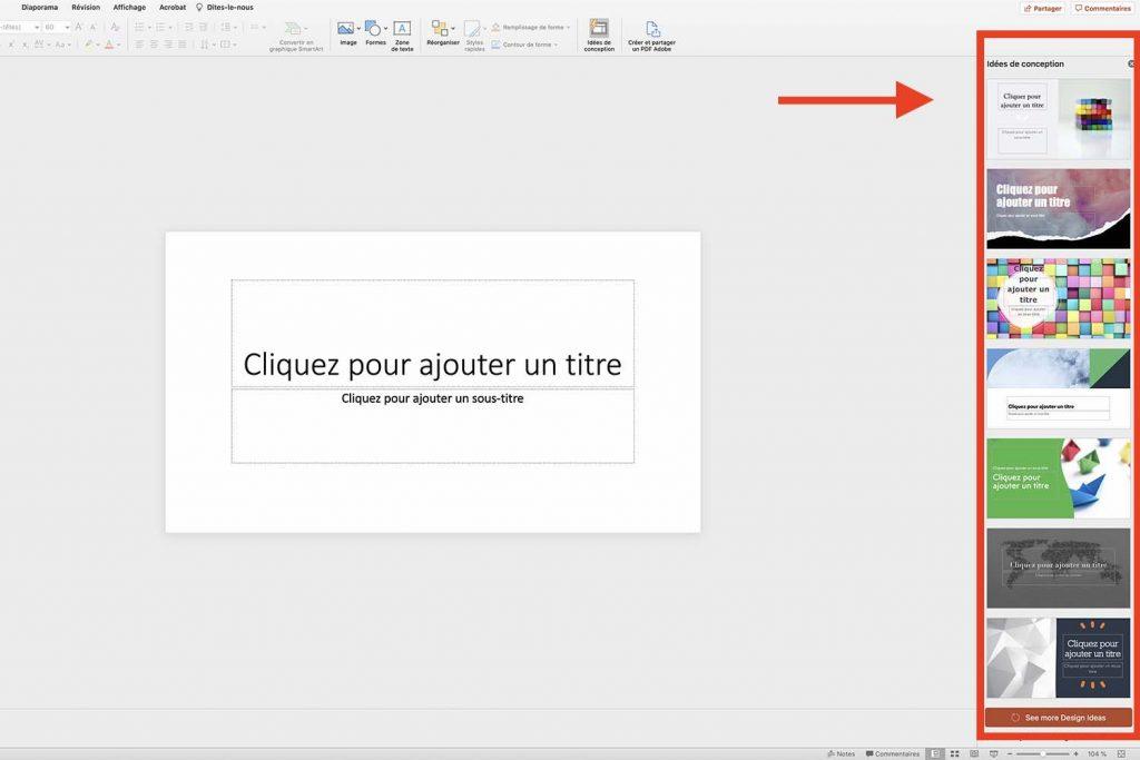 Comment faire un PowerPoint
