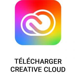 Logo Créative cloud