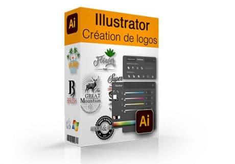Formation Illustrator Création de logos
