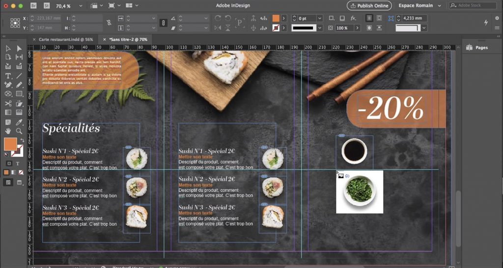 Formation Indesign Masterclass expert