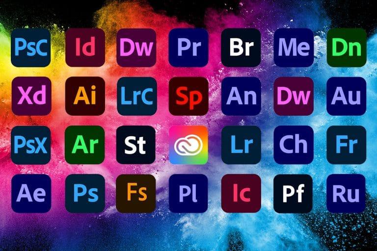 Toutes les applications Adobe expliquées en 10 minutes