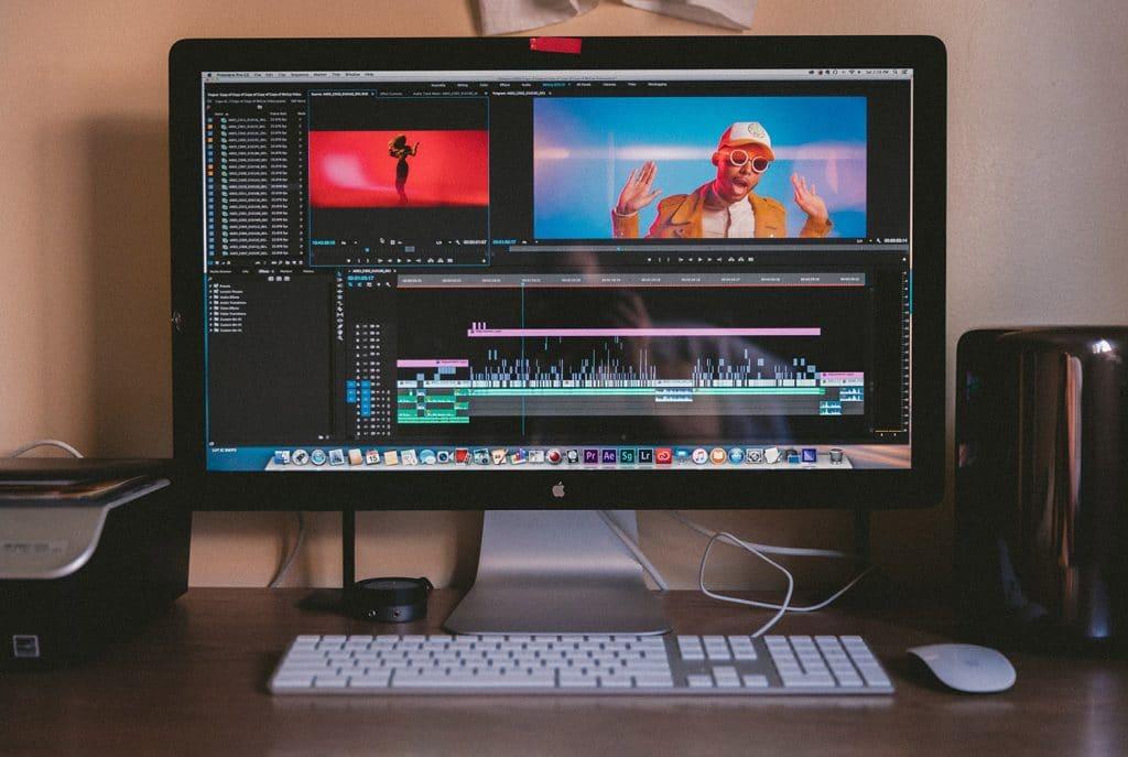 Quelle résolution vidéo pour filmer montage