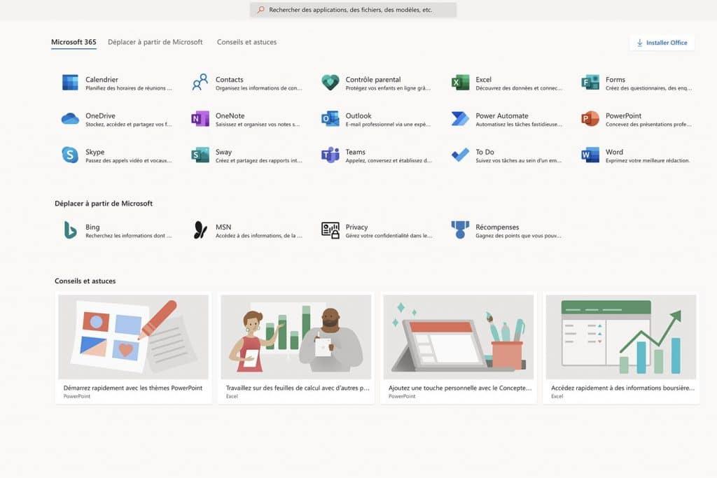 Microsoft 365 - Pack Office