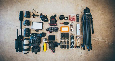 accessoires vidéos