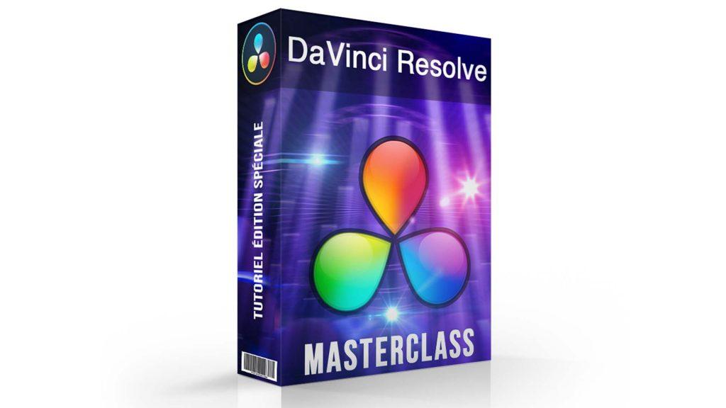 Formation Davinci Resolve - Logiciel de montage vidéo gratuit
