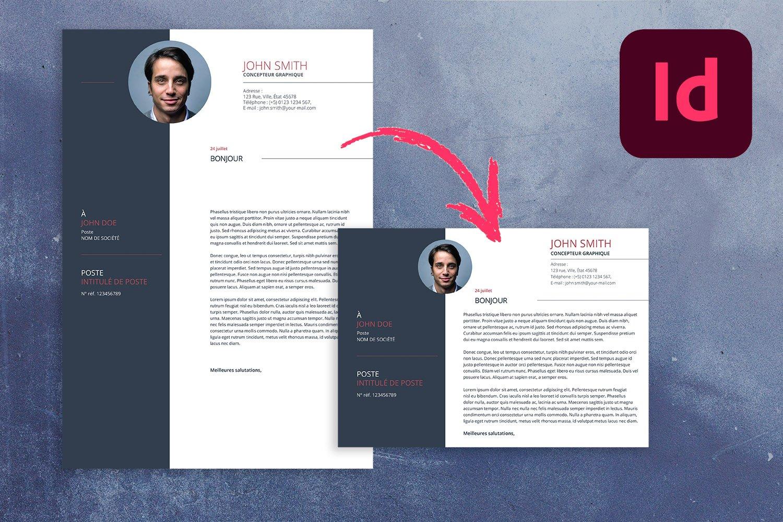Comment changer le format d'un document existant sur InDesign
