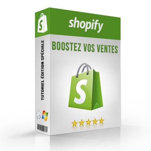 Formation en ligne Shopify